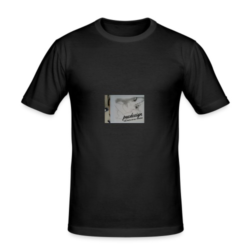 paedesign_the_Jack_of_all_Trades - Männer Slim Fit T-Shirt