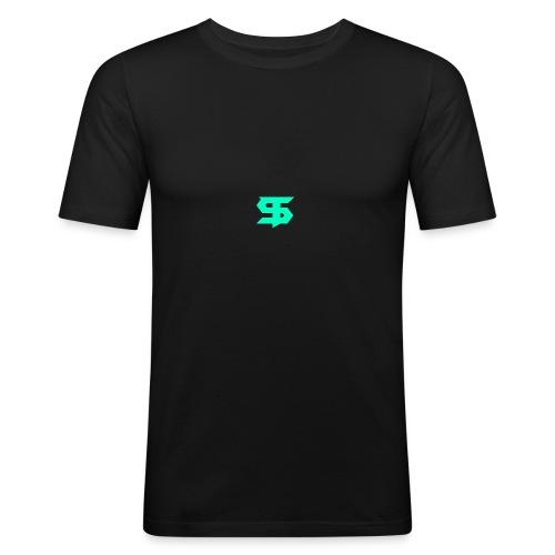Ganongom Branded - Men's Slim Fit T-Shirt