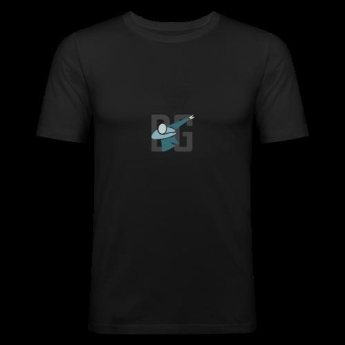 Original Dabsta Gangstas design - Men's Slim Fit T-Shirt