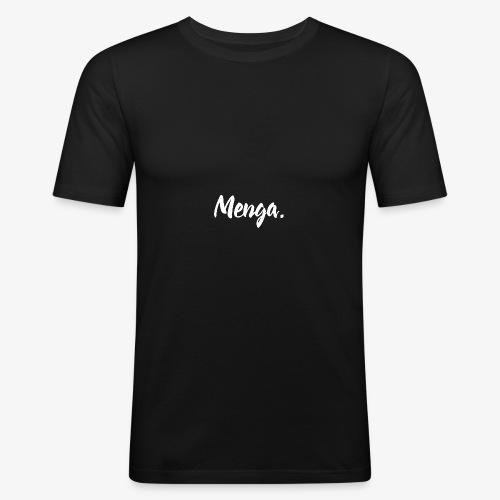 Menga. - Maglietta aderente da uomo