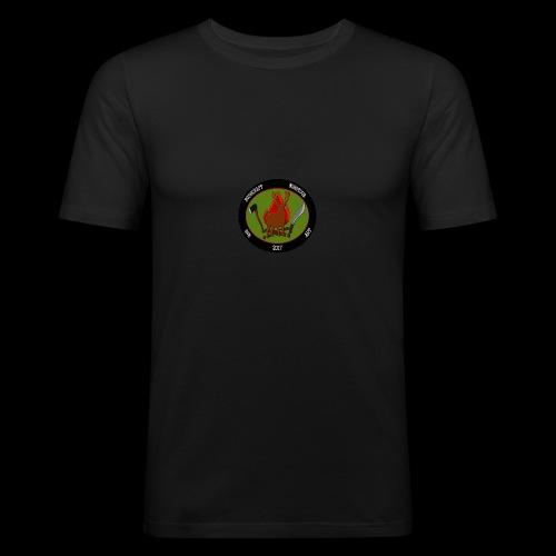 Bushcraft - Nordtour - Männer Slim Fit T-Shirt