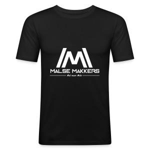 Malse Makkers - slim fit T-shirt