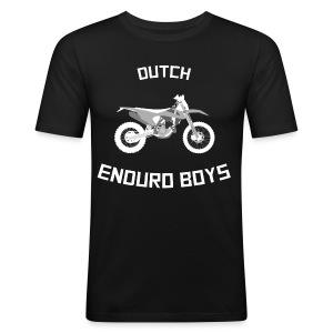 MOTORRETJE - slim fit T-shirt