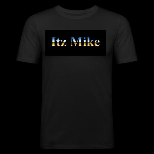 Itz Mike Merch - Men's Slim Fit T-Shirt