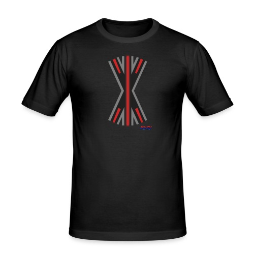 DISENO V1 - Camiseta ajustada hombre