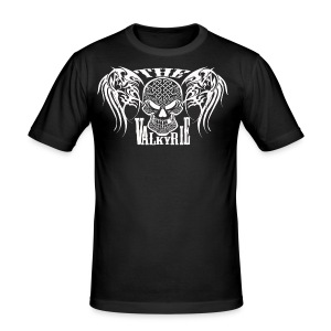 New Valkyrie White Version - Men's Slim Fit T-Shirt