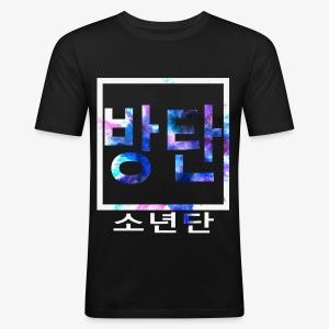 BTS // Bangtan Sonyeondan - Men's Slim Fit T-Shirt