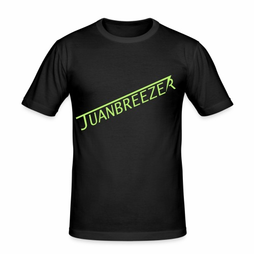 Juanbreezer Logo - slim fit T-shirt