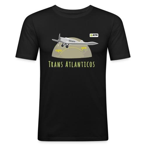 Trans Atlanticos - Männer Slim Fit T-Shirt