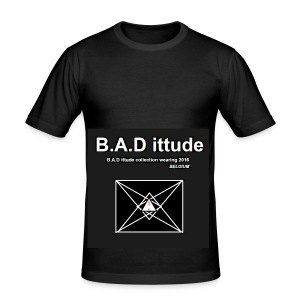 B.A.D ittude - slim fit T-shirt