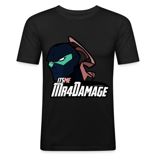 ItsMeMr4Damage - slim fit T-shirt