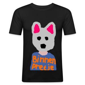 Binnenpretje T-shirts - slim fit T-shirt