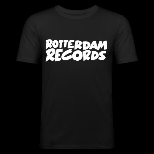Rotterdam Records - Men's Slim Fit T-Shirt