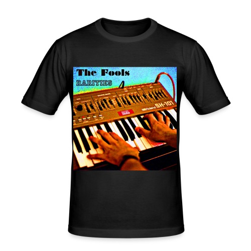 The Fools Rarities - Slim Fit T-shirt herr