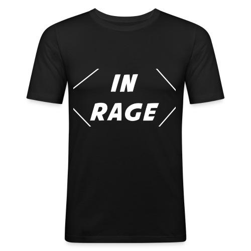 InRageHD - Männer Slim Fit T-Shirt