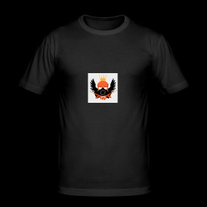 Zombro13 kammen - Herre Slim Fit T-Shirt