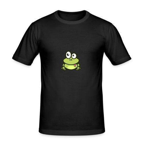 Frog Tshirt - Men's Slim Fit T-Shirt