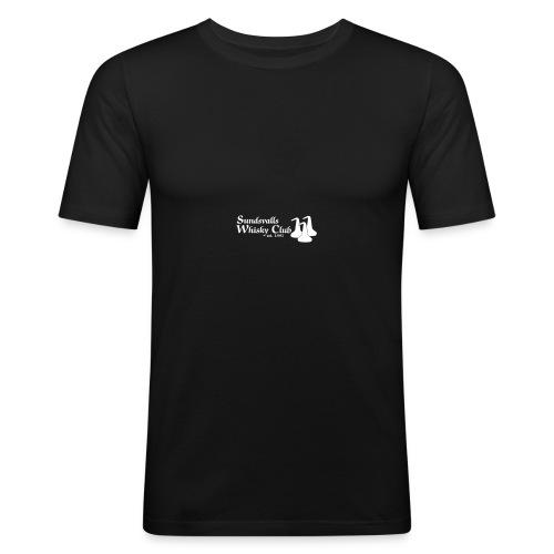 SWC - Slim Fit T-shirt herr