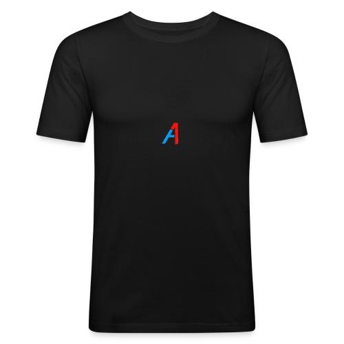 A1 Merch - Männer Slim Fit T-Shirt
