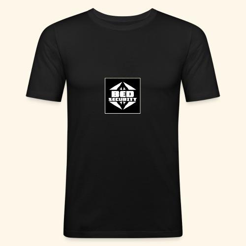 BED SECURITY - Men's Slim Fit T-Shirt