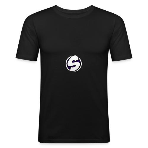 SilkyFX logo - slim fit T-shirt