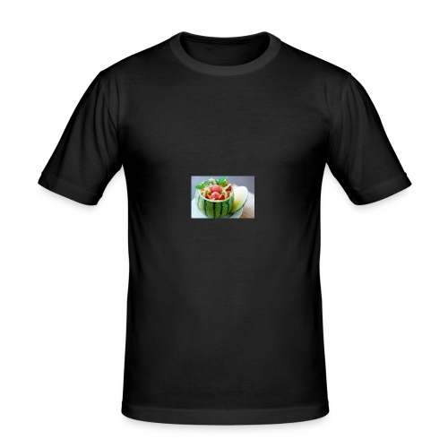 wassermelone tumblr - Männer Slim Fit T-Shirt