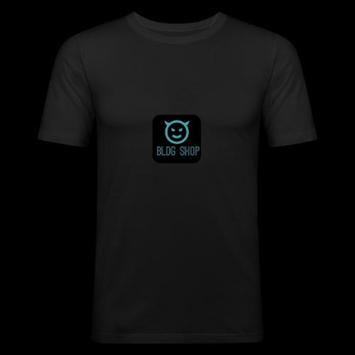 BLDG Shop Logo n°1 - T-shirt près du corps Homme