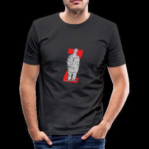 FYLZ - Silhouette - T-shirt près du corps Homme