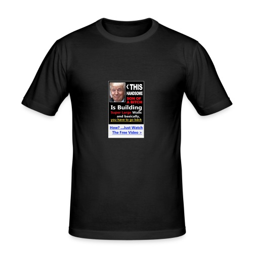 Trumped - Men's Slim Fit T-Shirt