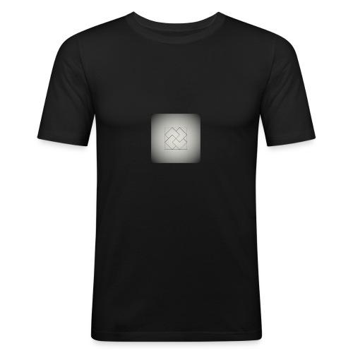 OPHLO LOGO - Men's Slim Fit T-Shirt