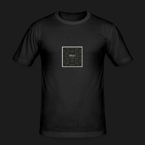 vêtement de luxe - T-shirt près du corps Homme
