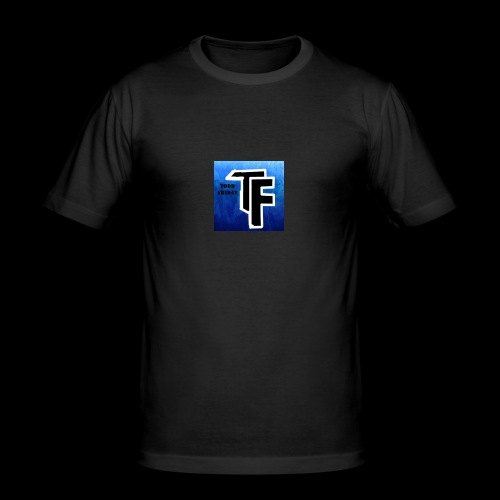 todd friday logo - Men's Slim Fit T-Shirt