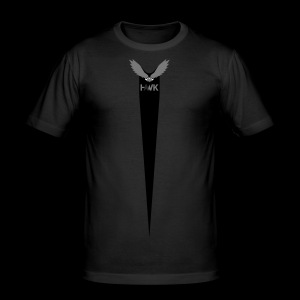 HAWK Fashion - Männer Slim Fit T-Shirt