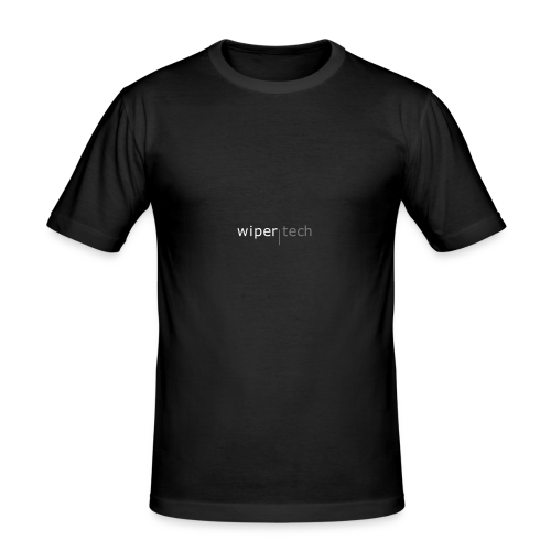 WiperTech hell - Männer Slim Fit T-Shirt
