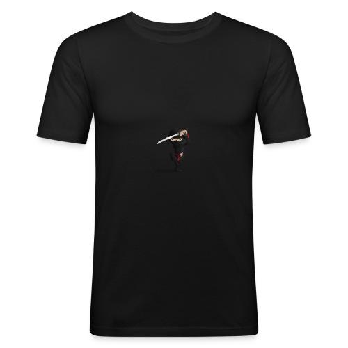 Ninja-PNG - Men's Slim Fit T-Shirt