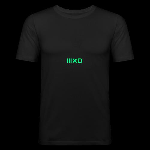 MXDLOGO - Men's Slim Fit T-Shirt