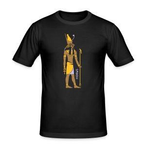 HORUS God of Egypt - Männer Slim Fit T-Shirt