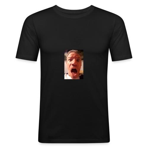 Mantis - Slim Fit T-shirt herr