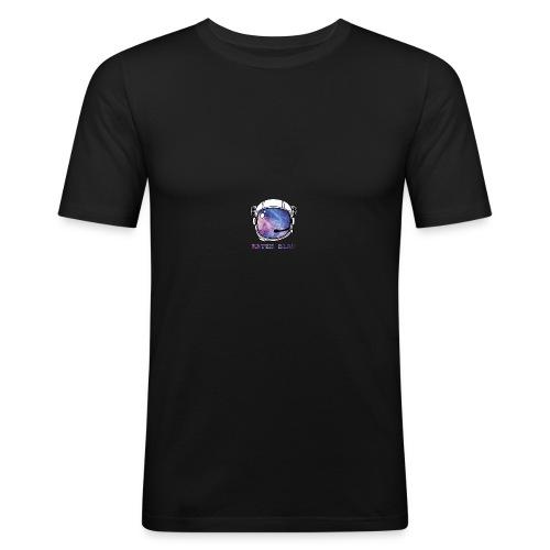 Blue Hearts Merchandise - Männer Slim Fit T-Shirt
