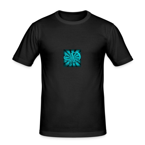 SebasDrone - Men's Slim Fit T-Shirt