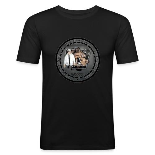 WoodsGaming - Men's Slim Fit T-Shirt