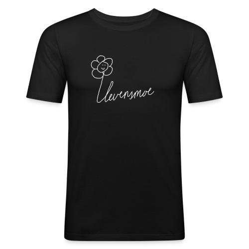 Levensmoe - slim fit T-shirt