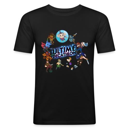 UD5 - Le Tshirt saisonnier - T-shirt près du corps Homme