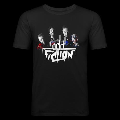 Logo groupe - T-shirt près du corps Homme
