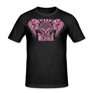 New Valkyrie Pink And Black version - Men's Slim Fit T-Shirt