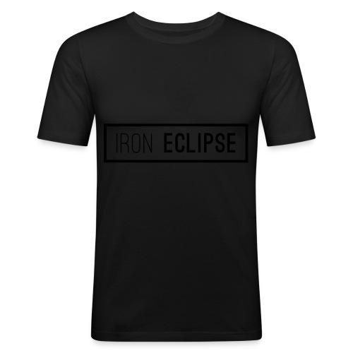 Iron Eclipse - Men's Slim Fit T-Shirt