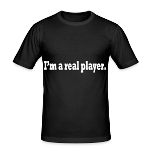 PLAYER - Men's Slim Fit T-Shirt