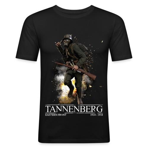Official Tannenberg - slim fit T-shirt