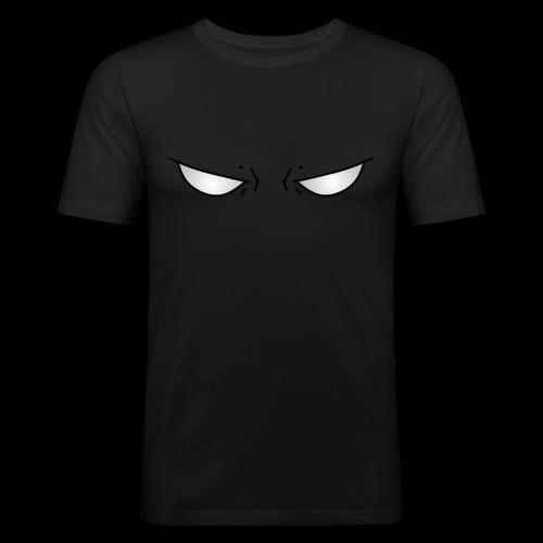 Angry - Männer Slim Fit T-Shirt