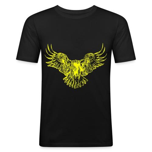 Adler - Männer Slim Fit T-Shirt